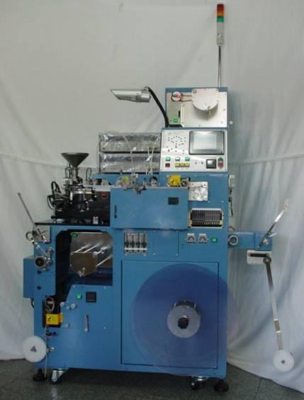 晶片型被動元件自動測試包裝機